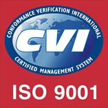 logo certifikát ISO9001