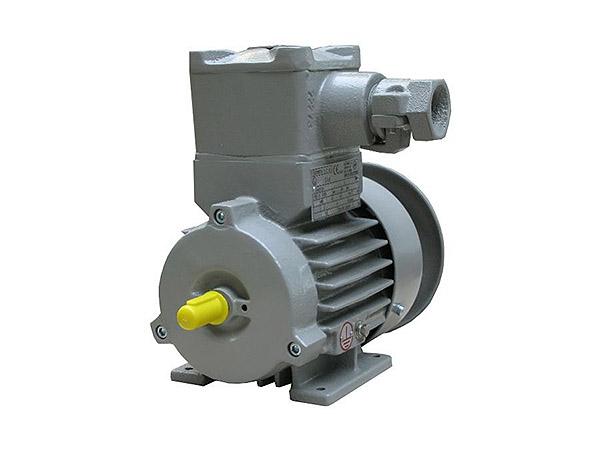 Trojfázový nevýbušný elektromotor typ AOM